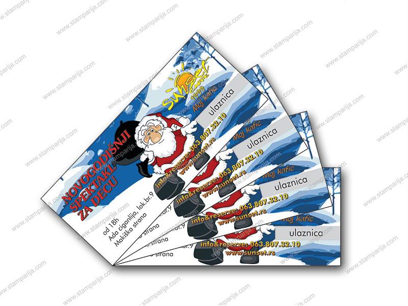 stampanje ulaznica, izrada ulaznica,stampanje karata, izrada karata